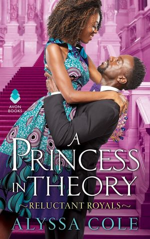A Prince in Theory A Prince in Theory is romance book from one of today's best black romance authors.