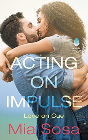 Acting on Impulse is a book from one of today's popular black romance authors.