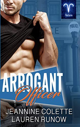 Arrogant Officer is a new romance book release coming in March 2021.