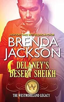 Delaney's Desert Sheikh is romance book from one of today's best black romance authors.