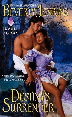 Destiny's Surrender is a book from one of today's popular black romance authors.
