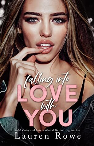 Falling Into Love With You is a new romance book release coming in April 2021