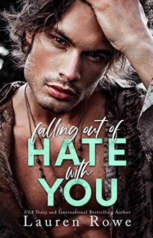 Falling Out of Hate with You is a new romance book release coming in April 2021.