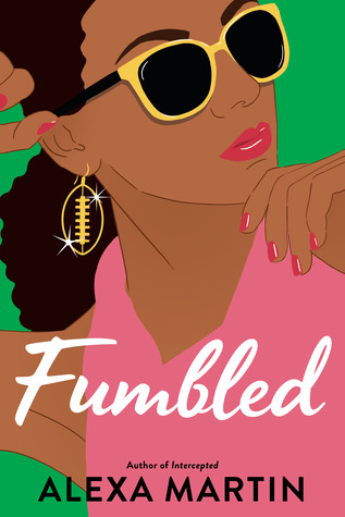 Fumbled is a book from one of today's popular black romance authors.