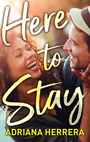 Here to Stay is a book from one of today's popular black romance authors.
