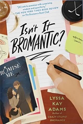 Isn't It Bromantic is one of the best summer reads of 2021. Check out all of the best books to read this summer in this book list.