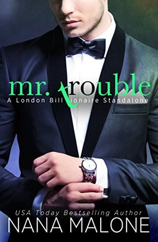 Mr. Trouble is a book from one of today's popular black romance authors.