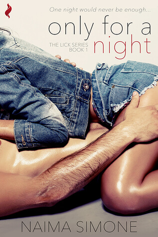 Only for a Night is a book from one of today's popular black romance authors.