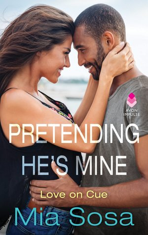 Pretending He's Mine is a book from one of today's popular black romance authors.
