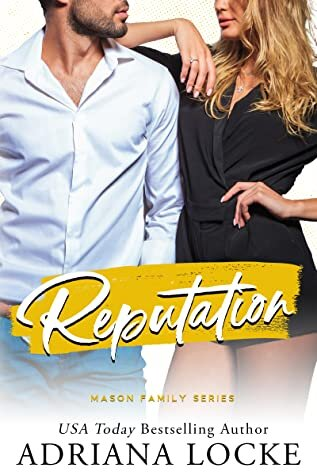 Reputation book cover