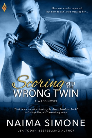 Scoring With the Wrong Twin is a book from one of today's popular black romance authors.