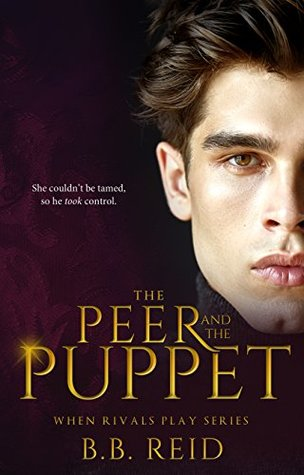 The Peer and the Puppet is a book from one of today's popular black romance authors.