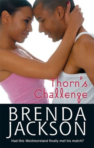 Thorn's Challenge is a book from one of today's popular black romance authors.