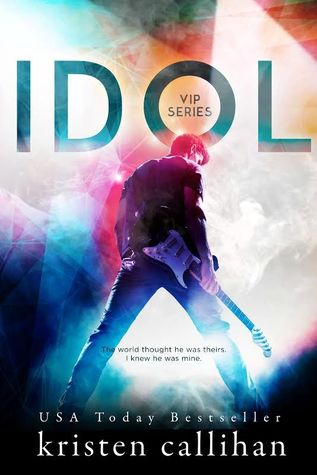 Idol is a romance book in one of the best rock star romance series.