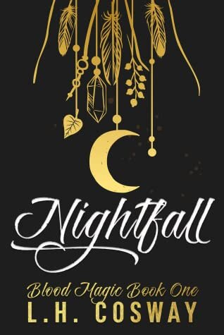 Nightfall is a paranormal romance book by L.H. Cosway kicking off a new series. Check out the book review from romance book blogger, She Reads Romance Books, to see if this is a romance book worth reading.