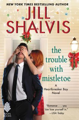 The Trouble With Mistletoe is a romance novel based movie you can watch on Passionflix.