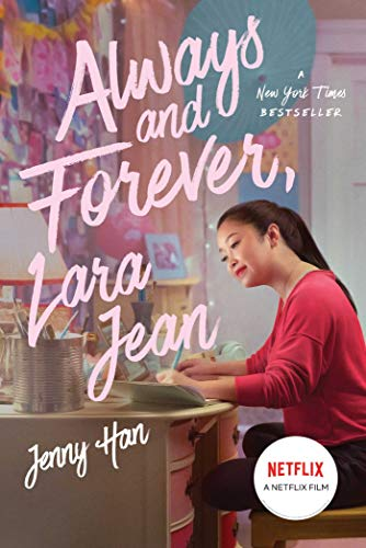 """Always and Forever, Lara Jean is a romance book being made into a movie. Check out the full list of romance books to movies and TV series coming in 2021!"""""""