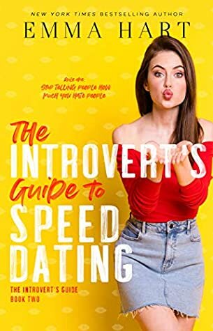 The Introvert's Guide to Speed Dating is one of the best summer reads of 2021. Check out all of the best books to read this summer in this book list.