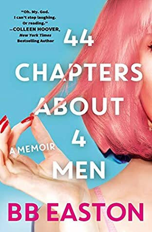 44 Chapters About 4 Men book cover. This is a romance book being made into a TV series.