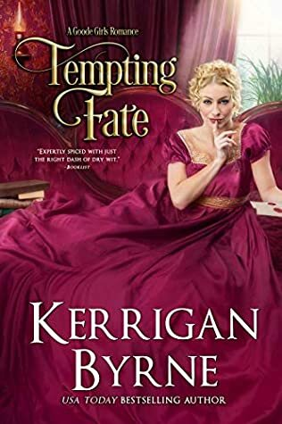Tempting Fate is a new romance book release coming in May 2021.