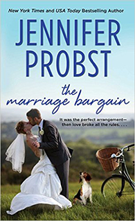 The Marriage Bargain book cover