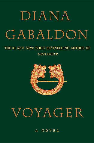 Voyager book cover.