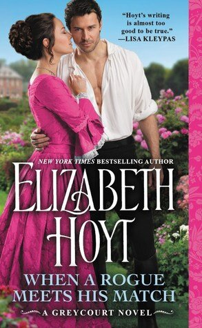 When a Rogue Meets His Match by Elizabeth Hoyt is a must read, upcoming book release coming in December 2020.