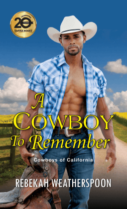 A Cowboy to Remember is a romance book optioned for a TV series. Check out the full list of romance books to movies and TV series coming in 2021