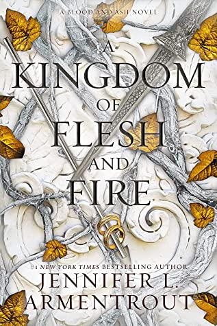 A Kingdom of Flesh and Fire is a fantasy romance book worth reading.