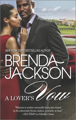 A Lover's Vow is a romance novel optioned for a movie on Passionflix.