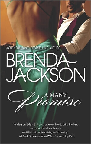 A Man's Promise is a romance novel optioned for a movie on Passionflix.