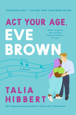 Act Your Age, Eve Brown is a book from one of today's popular black romance authors.
