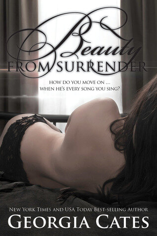 Beauty from Surrender is a romance book optioned for a movie on Passionflix.