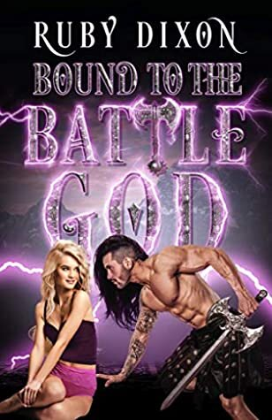 Bound to the Battle God is one of the most popular fantasy romance books worth reading. Check out the entire list of She Reads Romance Books' favorite fantasy romance books