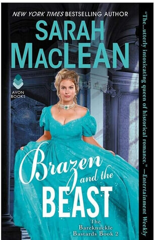 Brazen and the Beast is a nominee for best romance book in the 2019 Goodreads Choice Awards.