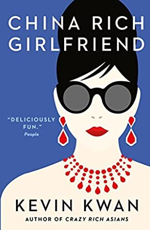 China Rich Girlfriend is a romance book being made into a movie. Check out the full list of romance books to movies and TV series coming in 2021