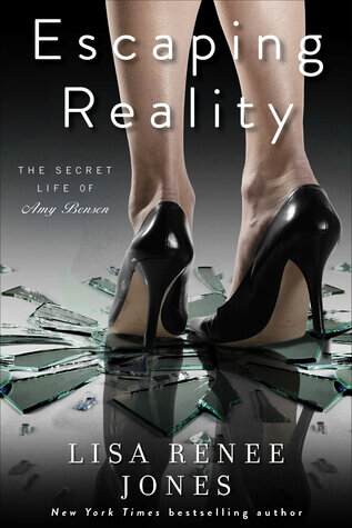 Escaping Reality is a romance novel optioned for a movie on Passionflix.