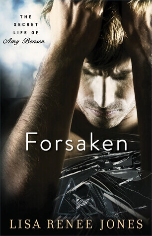 Forsaken is a romance novel optioned for a movie on Passionflix