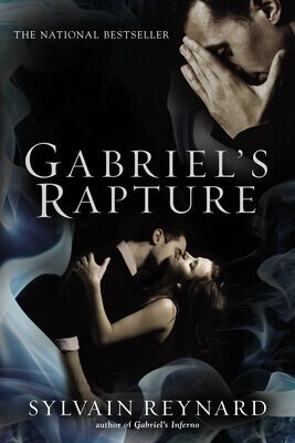 Gabriel's Rapture is a romance novel optioned for a movie on Passionflix