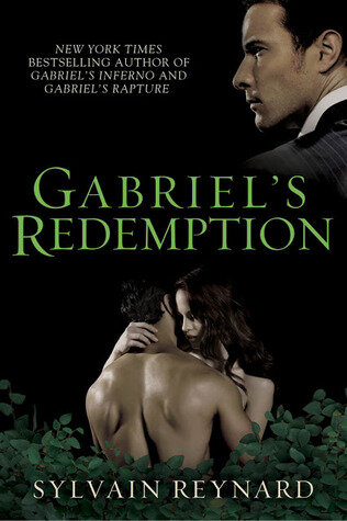Gabriel's Redemption is a romance novel optioned for a movie on Passionflix.