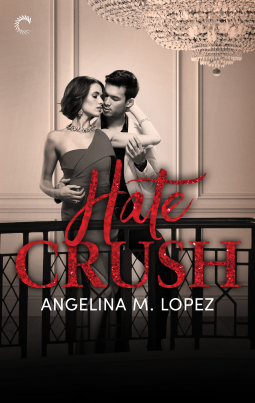 Hate Crush book cover and book review by She Reads Romance Books