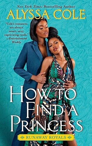 How to Find a Princess is a new romance book release coming in May 2021.