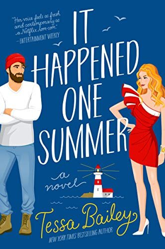It Happened One Summer is one of the best summer reads of 2021. Check out all of the best books to read this summer in this book list.