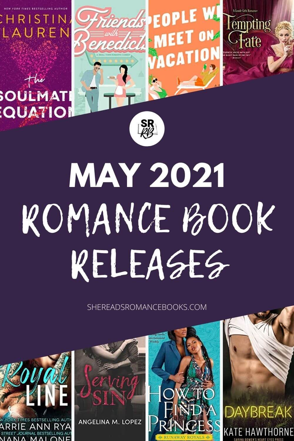 List of most anticipated romance books releasing in May 2021.