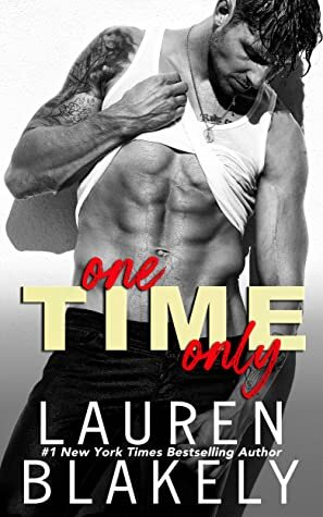 One Time Only is a contemporary, MM romance book worth reading by Lauren Blakely. Check out the book review from romance book blogger, She Reads Romance Books