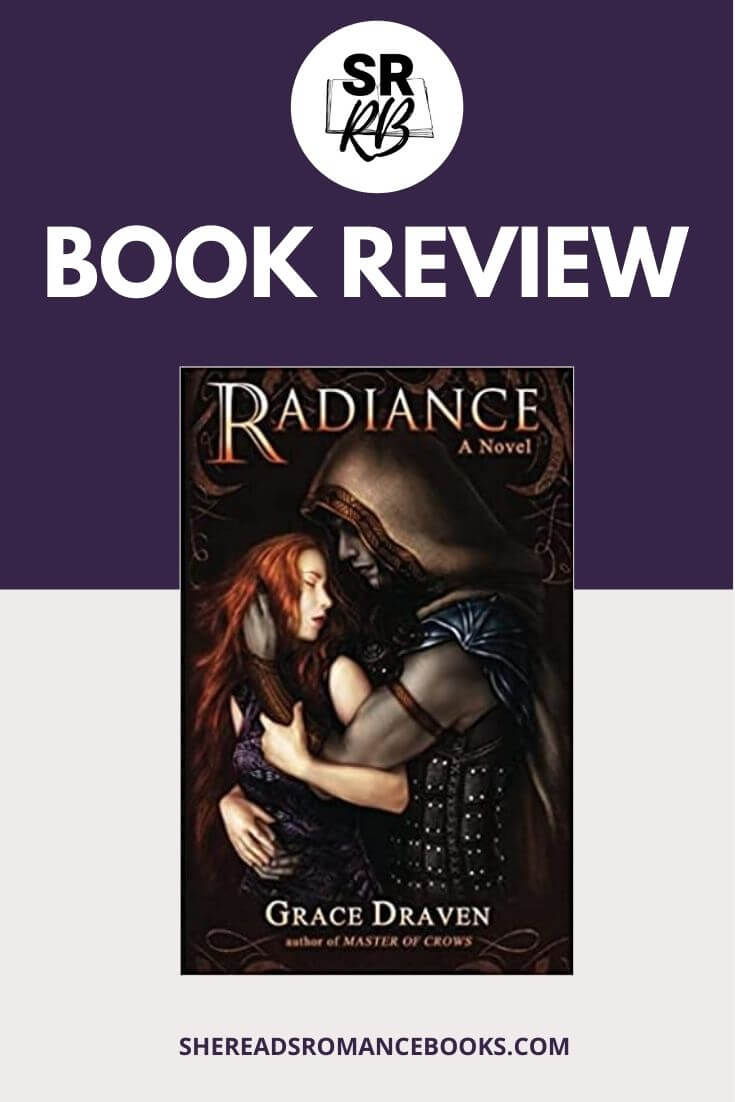 Radiance book cover and book review by She Reads Romance Books