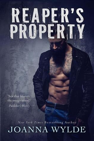 Reapers Property book cover