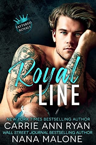 Royal Line  is a new romance book release coming in May 2021.