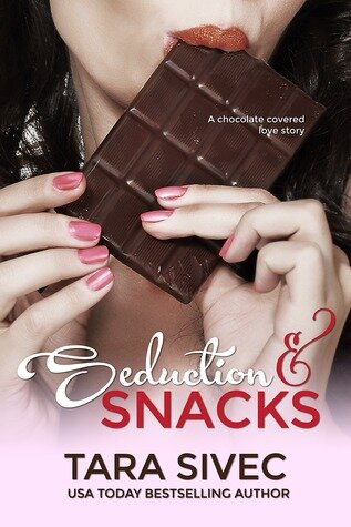 Seduction and Snacks is a romance novel optioned for a movie on Passionflix.