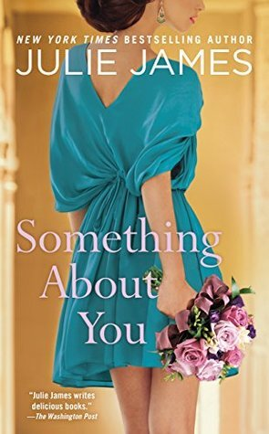 Something About You book cover.